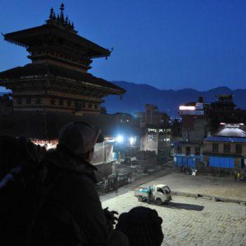 Bhaktapur (ochtend)