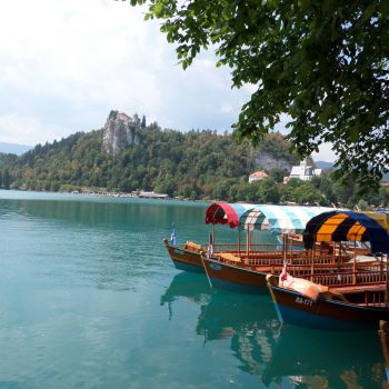 Meer en kasteel van Bled