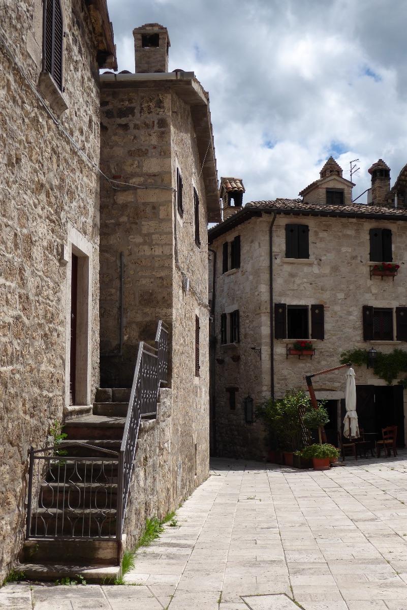 Castel Trosino, juweeltje vlakbij Ascoli Piceno