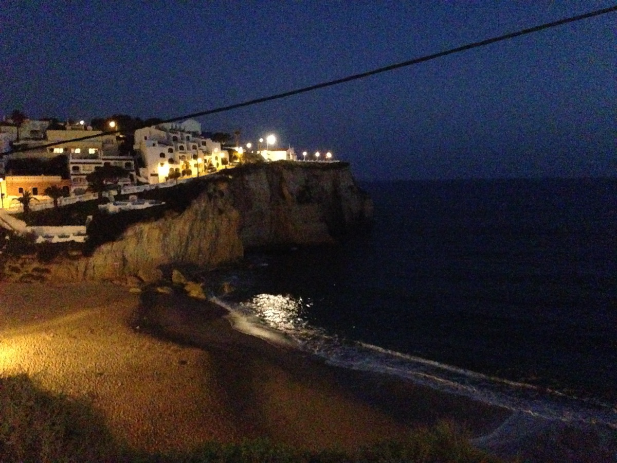 Carvoeiro by night