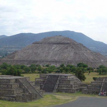 Zonnetempel Teotihuacán