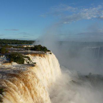 Braziliaanse kant (eind van de dag)