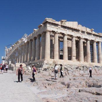 Parthenon op Akropolis, Athene