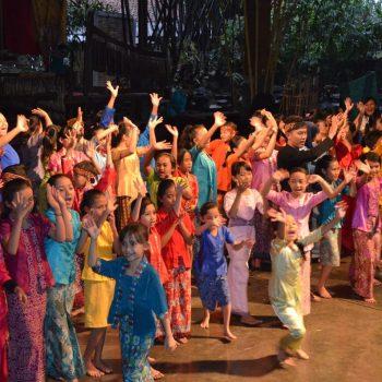 Anglung Muziek school