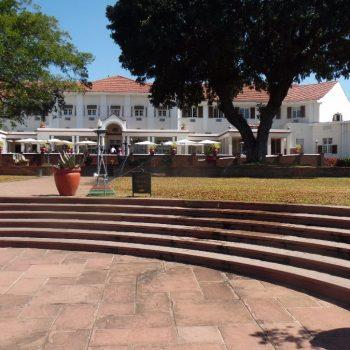 charme en stijl in het Victoria Falls hotel
