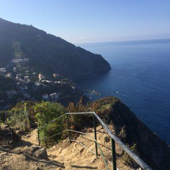 Wandeling van Riomaggiore naar Manarola