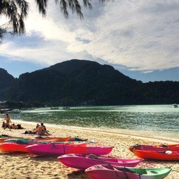 Strand Koh Phi Phi