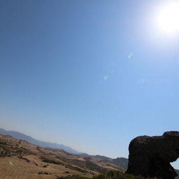 Roccia dell'Elefante, de olifantenrots
