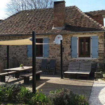 vakantiehuis haute-vienne op la-bastide