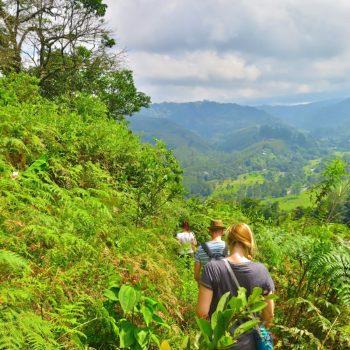 Tour bij Kasaguadua