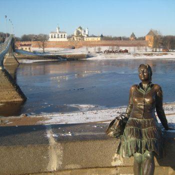 Kremlin van Veliky Novgorod