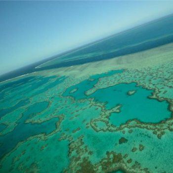 Great Barrier Reef luchtfoto