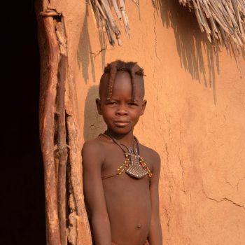 Op bezoek bij de Himba's