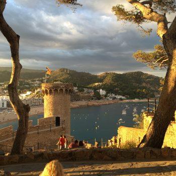 Foto vanop het Fort