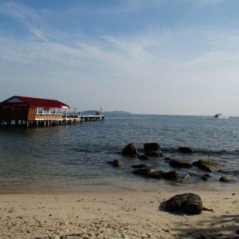 Serendipity pier