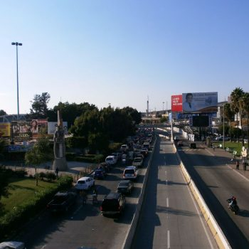grens overgang bij Tijana