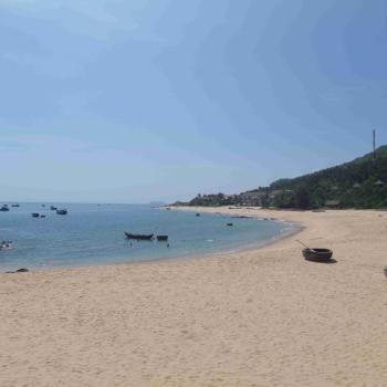 Strand van Quy Nhon