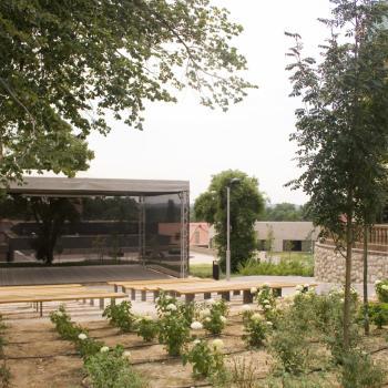 Openluchttheater Zsolnay Cultural Quarter