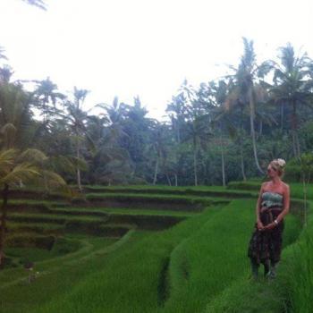 Bali love @ Rijstvelden
