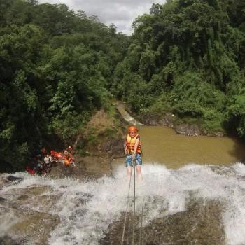Canyoning in Da Lat