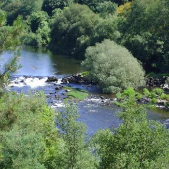 de rio tamega rivier