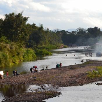 Leven speelt zich af in de Mekong