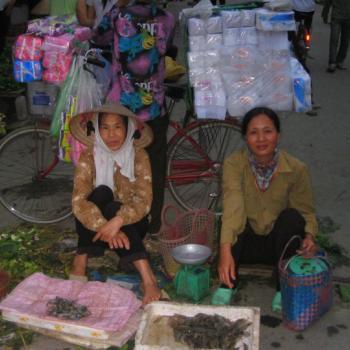 Streetmarkets Hanoi