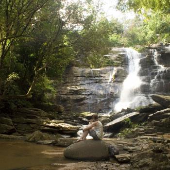 Natuurgebied nabij Chiang Mai