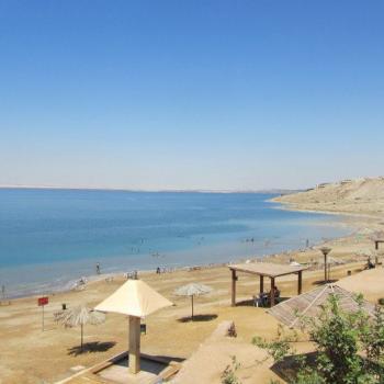 Dode zee - Amman beach