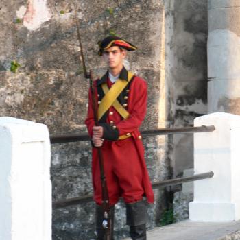Havana, Fortaleza de San Carlos de la Cabaña