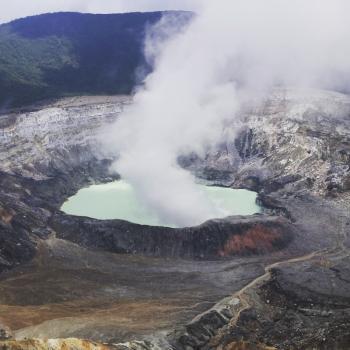 Poas Vulkaan in de Centrale Vallei