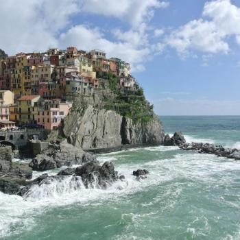 Vernazza, een van de vijf Cinque Terre dorpjes