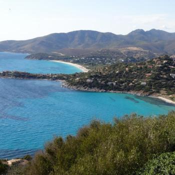zuidoosten Sardinië