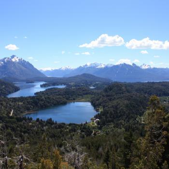 4 lake district, Bariloche