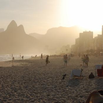 Ipanema beach - Rio de Janeiro