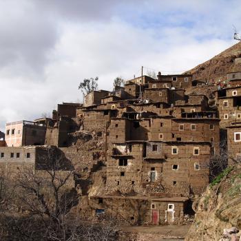 Een berberdorpje