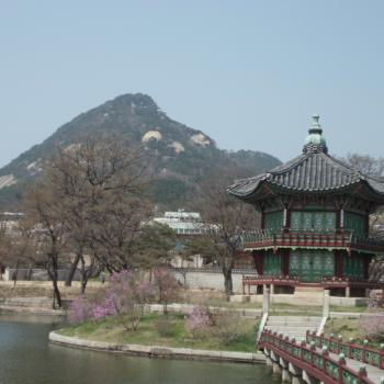 Korean Palace in Seoul