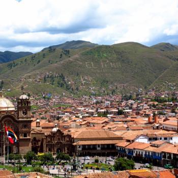 Cusco - la ciudad magica