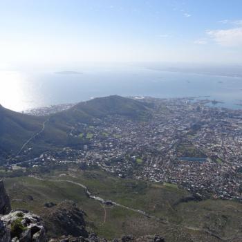 Tafelberg in Kaapstad