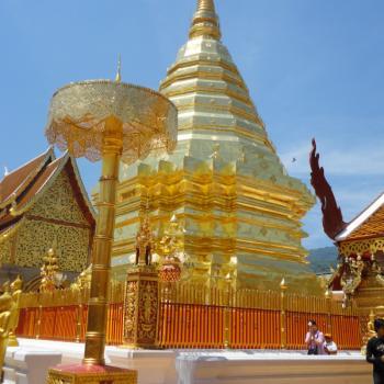 Bangkok: aankomst stad