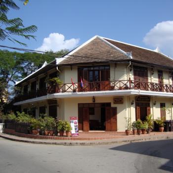 Koloniaal huis Luang Prabang