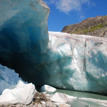 Indrukwekkende gletsjers