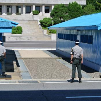 Grens met Noord-Korea