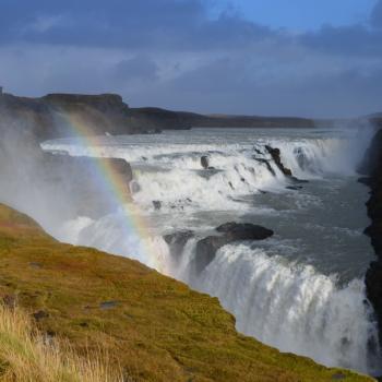 Gullfoss watervallen