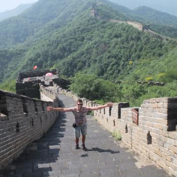 De machtige Chinese Muur