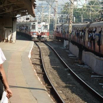 Overvolle treinen