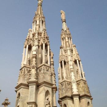 Torentjes El Duomo Milaan