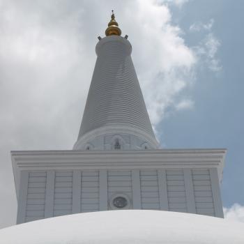 Ruwanwelisaya Dagoba in Anuradhapura