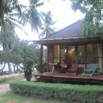 Sabai Beach bungalows