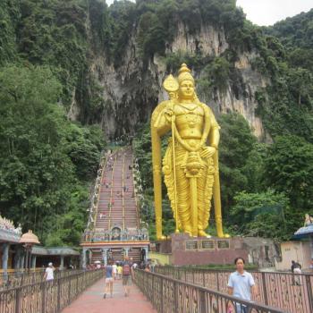 Batu Caves (nabij Kuala Lumpur)